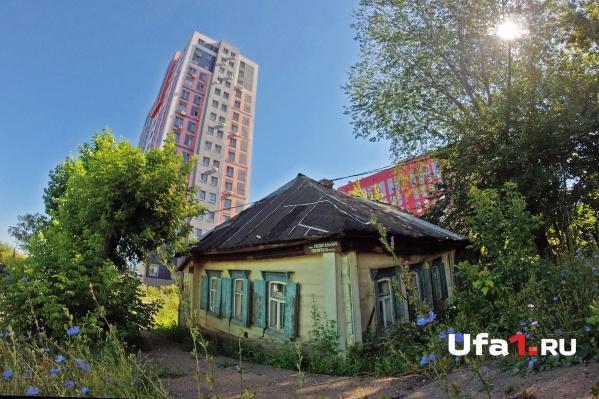 Одноэтажный город поглощают элитные жилые комплексы
