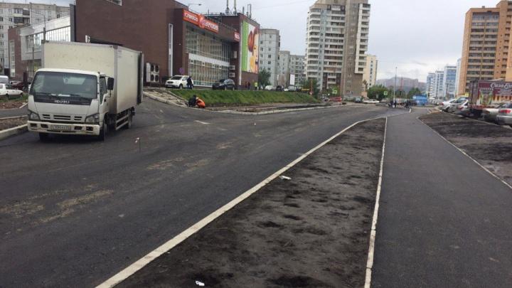 Названа дата открытия новой дороги на Карамзина в «Белых росах»