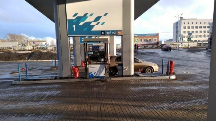 В Перми за долги в 50 миллионов рублей арестовали автозаправку