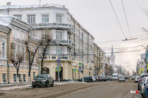 Летом улицу Куйбышева вновь хотят сделать пешеходной