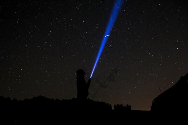 Пик метеорного потока пришелся на ночь с 12 на 13 августа