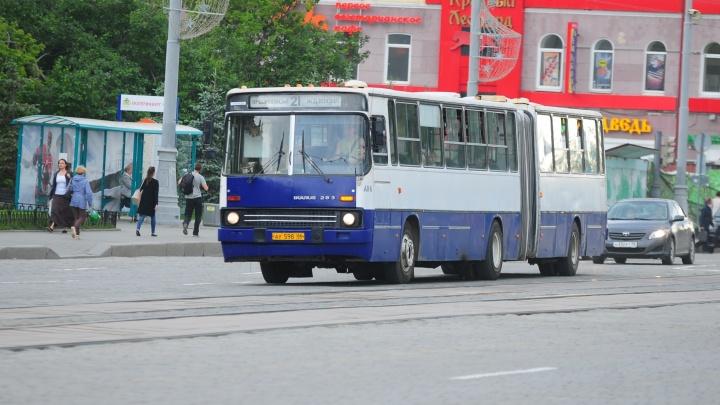 Из-за ремонта проспекта Ленина автобусы изменят маршруты