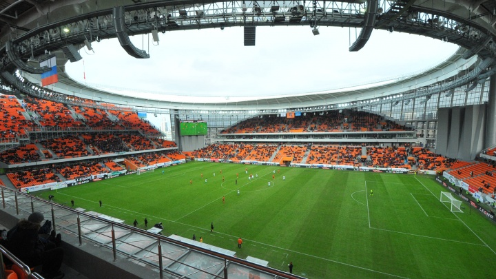 Во время матча «Урал» — «Арсенал» задействуют систему видеопомощи арбитрам
