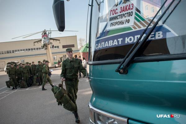 31-летний контрактник живет в Башкирии