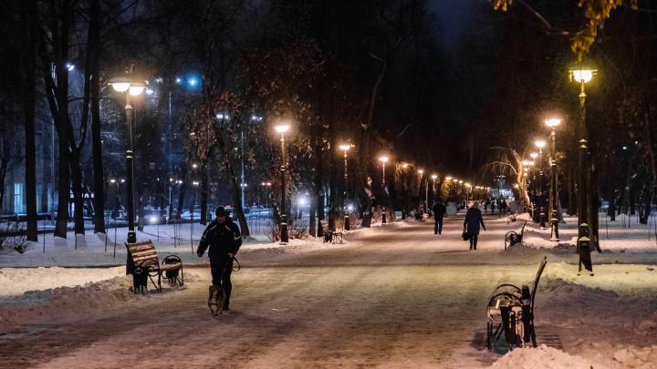Снег, дождь и слякоть: в Прикамье на неделе выпадет рекордное количество осадков