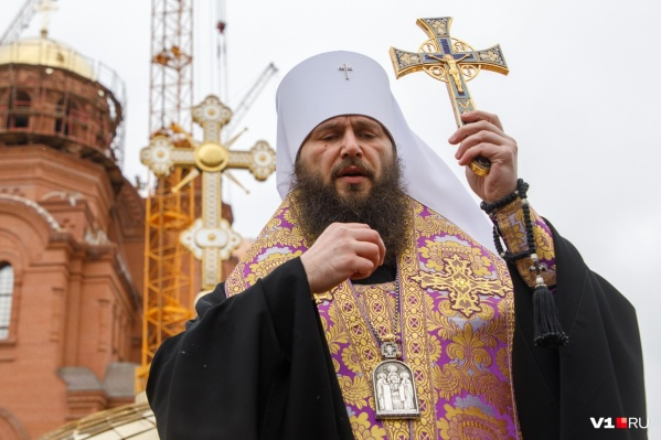 Огромный купол для волгоградского собора изготовили в Волгодонске