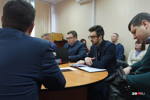 Интересы «Технопарка» в суде представляли четыре человека
