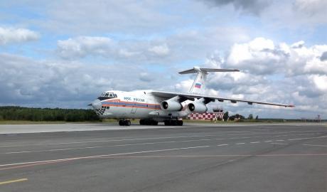 Спецбортом из Ростова в Москву доставили 13 тяжелобольных людей
