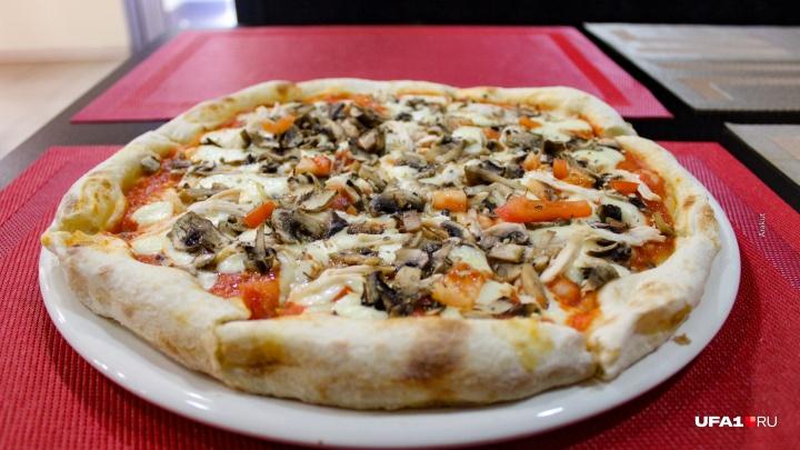Счет на клочке бумаги и пицца за 420 секунд: тестируем в Уфе новую итальянскую пиццерию