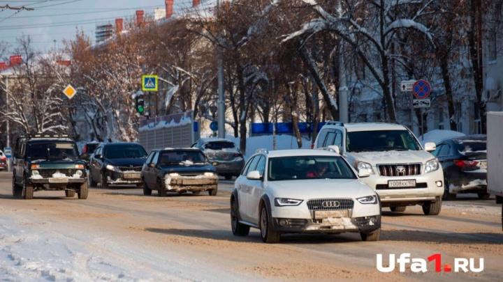 «Пятнашка» за 30 тысяч рублей: в Уфе с молотка пустят автомобили должников
