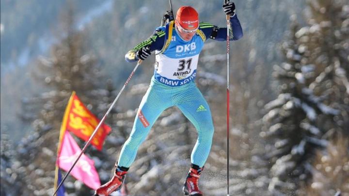 «Что имею, в том и бегаю»: биатлонист из Уфы вышел на всероссийские соревнования в украинской форме
