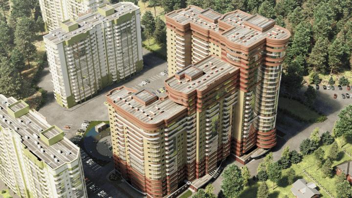 Квартира в Заельцовском парке: здесь хотят жить все, и квартиры стоят от 14 545 рублей в месяц