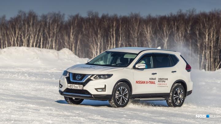 Nissan поднял цены на кроссоверы X-Trail иQashqai