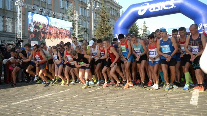 Челябинец третий: в Екатеринбурге завершился марафон «Европа — Азия»