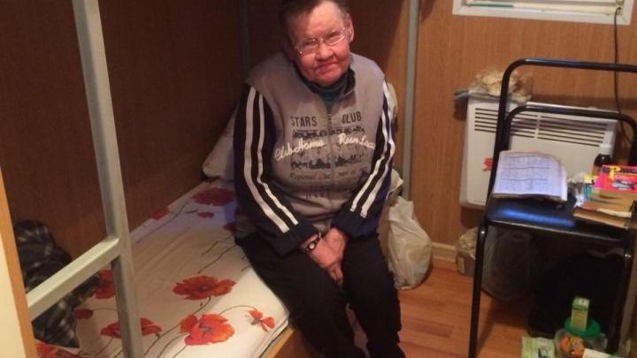 «С первой пенсии накрою стол»: бездомной бабушке с Птицефабрики нашли жильё