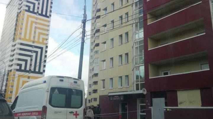 В Перми из окна высотки выпала женщина