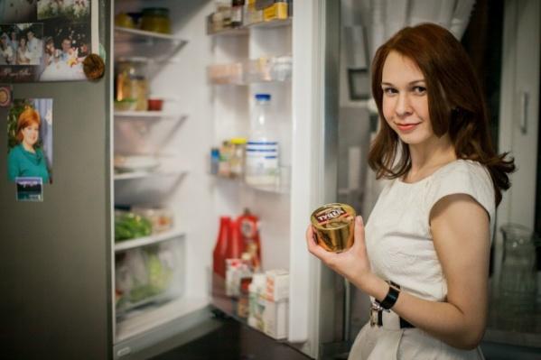 По словам Ольги, главное не наедаться до отвала