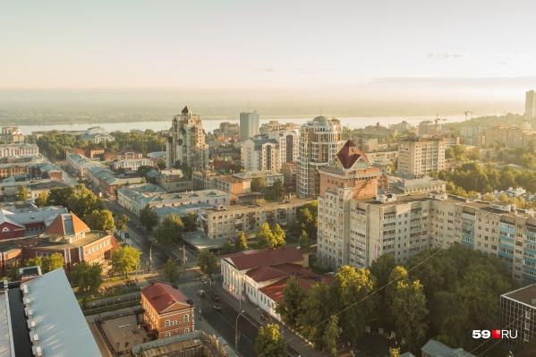 Изменения коснутсяДзержинского, Ленинского и Свердловского районов Перми