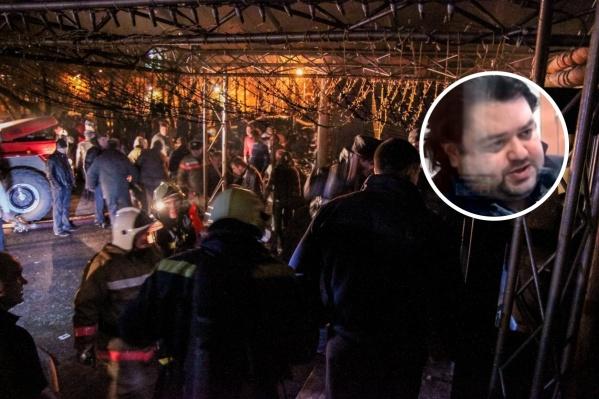 Анатолия Зака приговорили к 9 годам и 10 месяцам, но после сократили срок