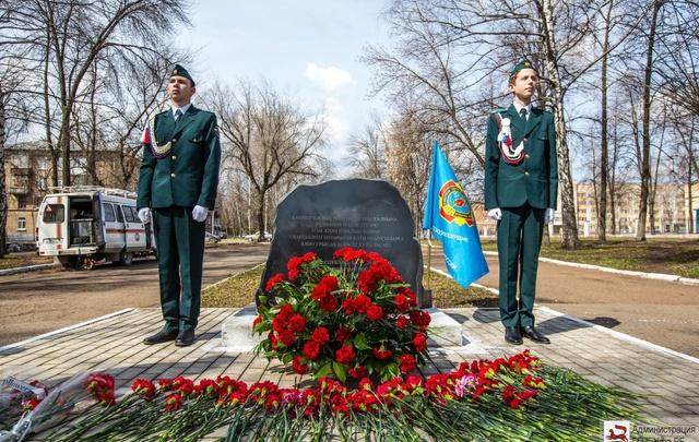 В Уфе почтили память жертв катастрофы на Чернобыльской АЭС