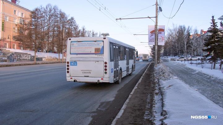 В центре убрали выделенную линию для автобусов: где, зачем и навсегда ли?