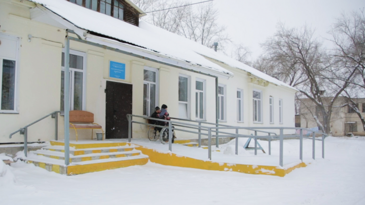 «Вместе мы можем больше»: дом престарелых Старокамышинска попал в проект«Золотые руки. Добрые сердца»