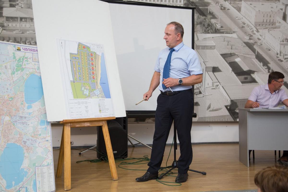 Сергей Самсонов рассказал о проекте по строительству посёлка для президентов