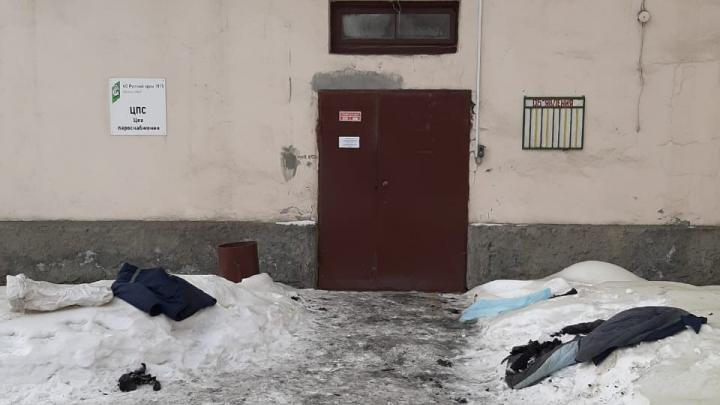 Скончалась женщина, которую доставили в Екатеринбург после взрыва на «Русском хроме»