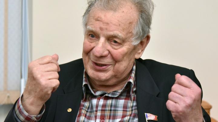 Умер Жорес Алфёров — нобелевский лауреат и отец CD-дисков