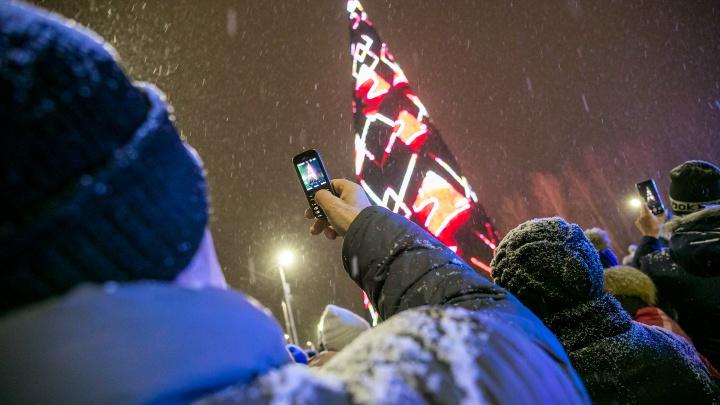 На коньках и с президентом: публикуем программу празднования Нового года на острове Татышев