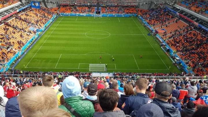 Перемудрили с билетами: почему на первом матче ЧМ в Екатеринбурге пустовали места на трибунах
