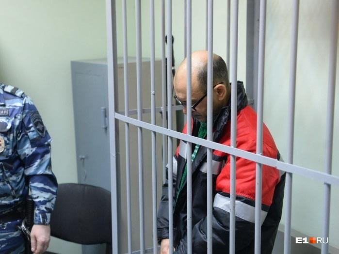 Владимир Пузырев сейчас в СИЗО