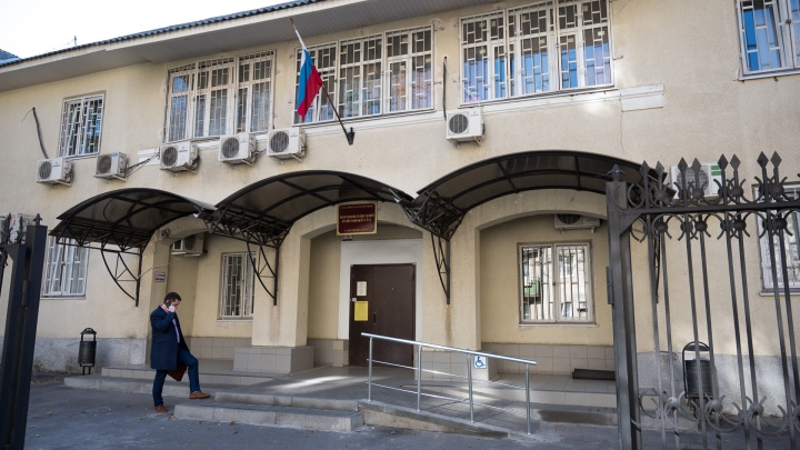 В Ростове вынесли приговор мужчине, ограбившему банк