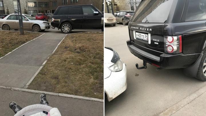 «Я паркуюсь как…»: смотрим на «королей и их кареты». Они маскируются под пешеходов и растут из клумб