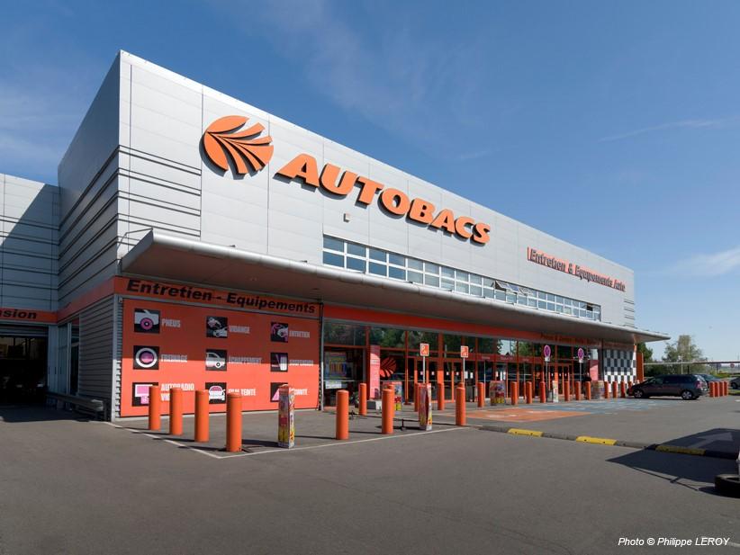 Компания Autobacs Seven Company, Limited— владелец крупнейшей вЯпонии сети СТО и автомаркетов