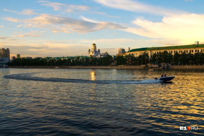 В праздничный день в Екатеринбурге обещают солнце и+24 °C
