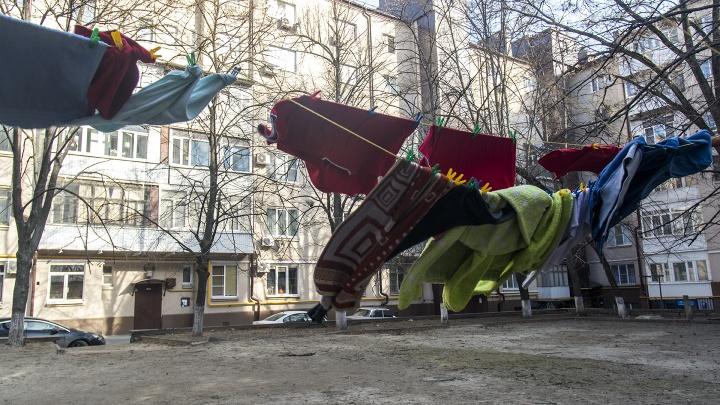 Спасатели предупредили жителей Ростова-на-Дону об усилении ветра в ближайшие дни