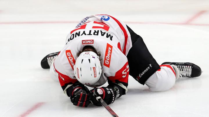 Унылая игра, очей разочарованье: «Авангард» проиграл «Динамо» с футбольным счётом