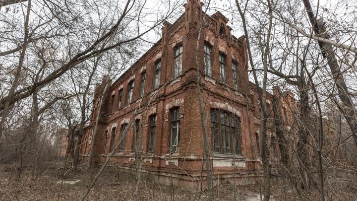В Волгограде снова не смогли продать бывшую больницу на станции Сарепта