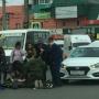 Водитель «Яндекс.Такси» сбил подростка на оживлённом перекрёстке в Челябинске