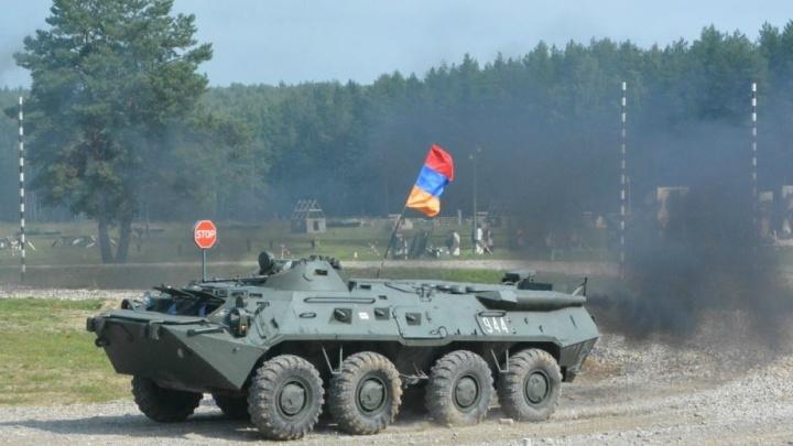 Военная техника из Китая и Египта переступила границу Ярославской области