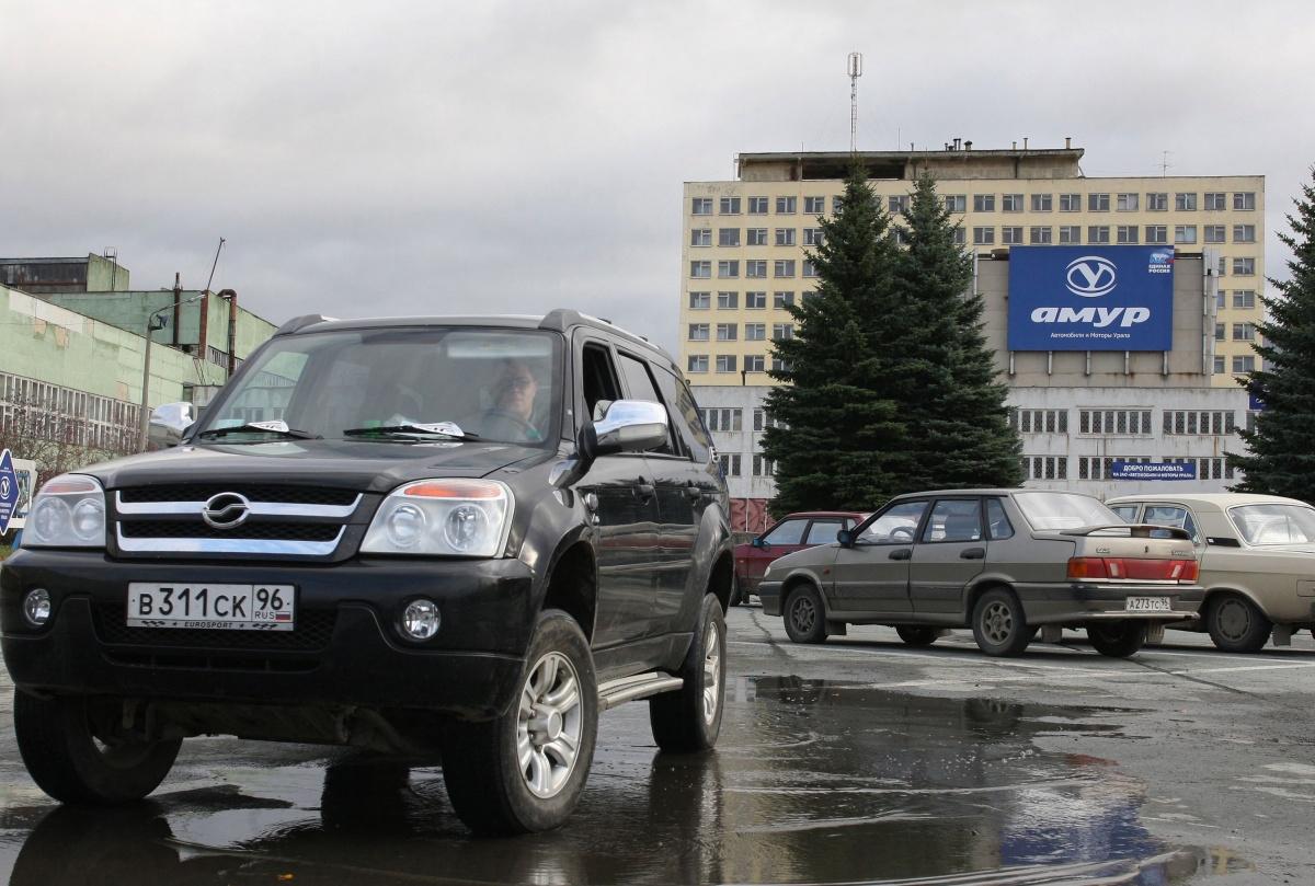 Привидение с моторчиком: как развалился крупный автомобильный завод на Урале