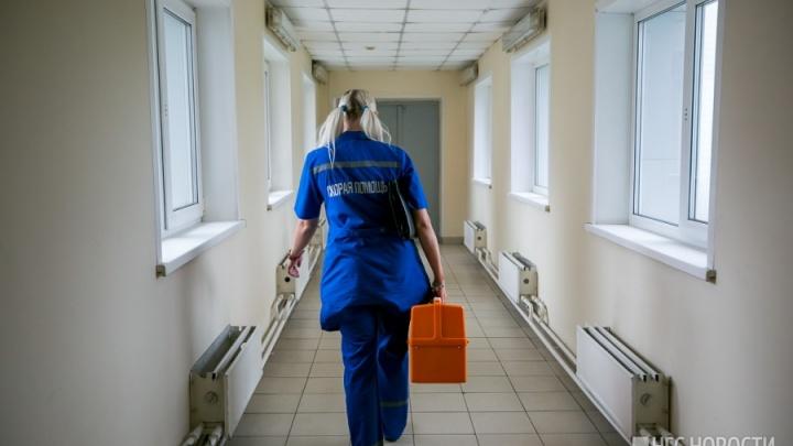 Число жертв кишечной инфекции под Красноярском резко растет