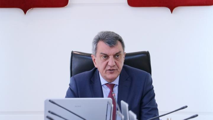 Полпред президента в Красноярске