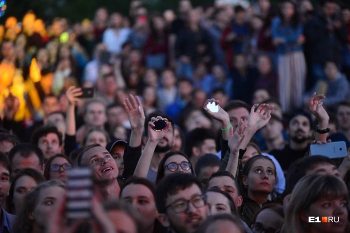 Регистрация понадобится для посещения трех площадок фестиваля