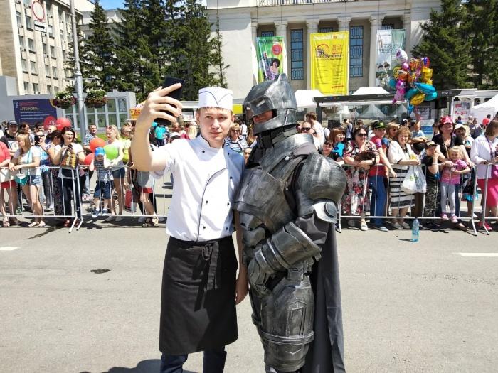 День города в режиме онлайн: Новосибирск с размахом отметил свое 125-летие (онлайн-трансляция)