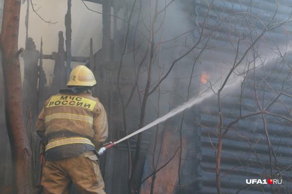 Пожарные сработали оперативно, но, увы, без жертв не обошлось