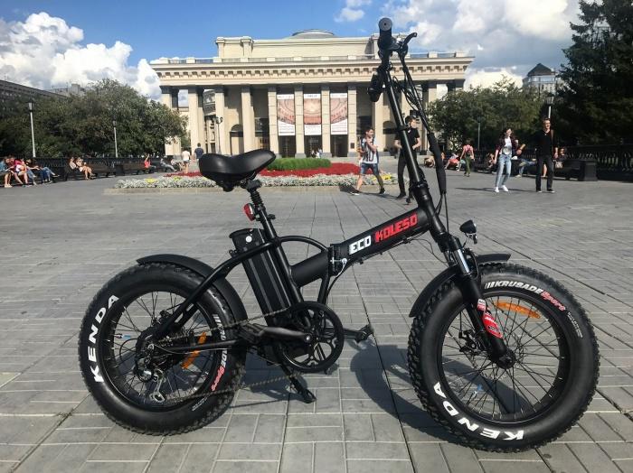 Электровелосипеды от компании Eco Koleso — лучшая альтернатива дорогому бензину