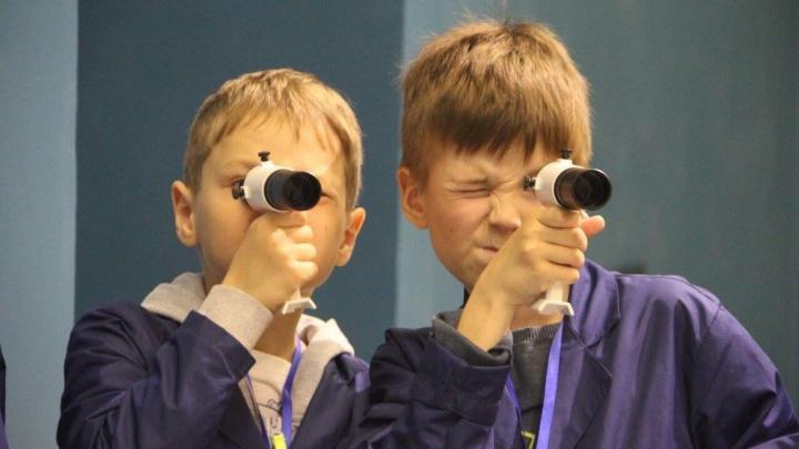 Интерактивная программа «Астрономия» пройдёт для школьников Новосибирска