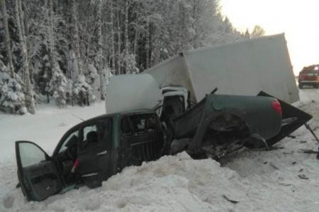 Авария произошла на 795-м километре трассы